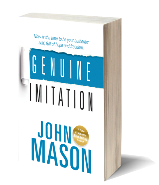 Genuine Imitation by John Mason